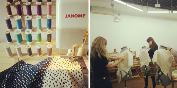 Jamie Lau Sewing Classes