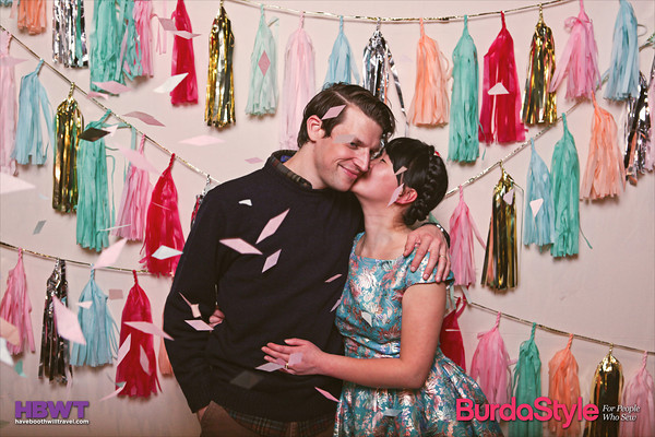 Photo booth magic at 3rd Ward (Photo Credit: HAVE BOOTH WILL TRAVEL)