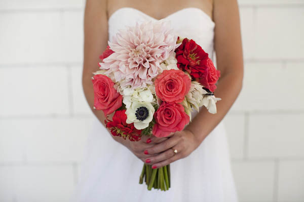 Jamie Lau Designs Bridal Bouquet