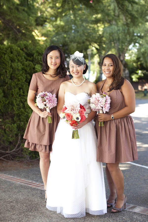 Jamie Lau Designs Bridesmaids Dresses