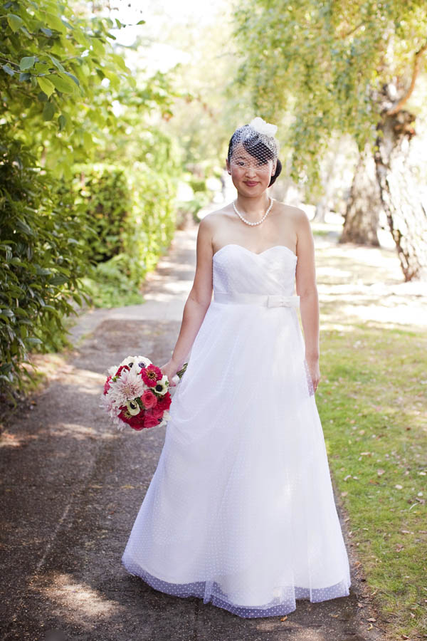 Jamie Lau Designs Wedding Dress