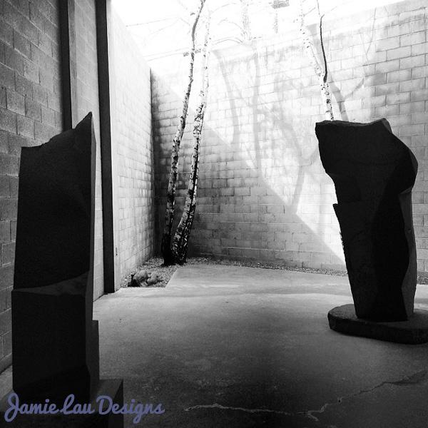 Jamie Lau Designs Noguchi Museum 1