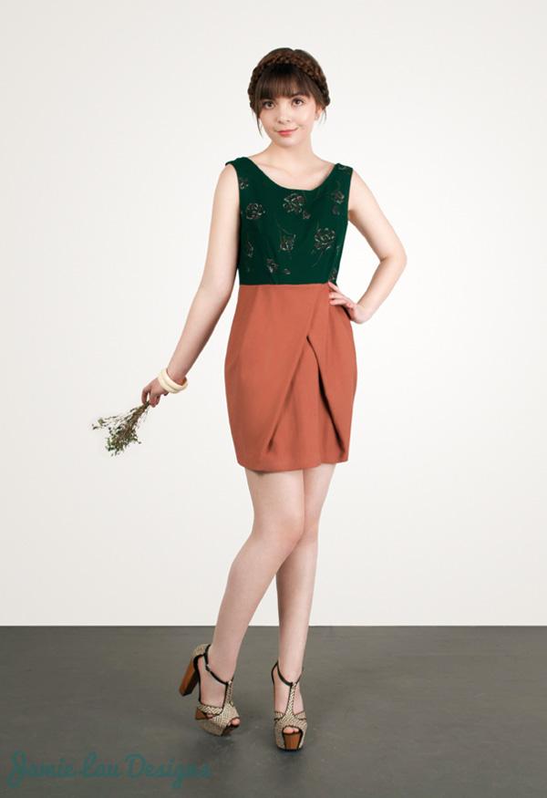 Jamie Lau Designs Linen Palazzo Pant Jumpsuit 4