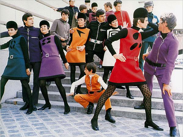 Jamie Lau Designs Pierre Cardin Inspiration 1