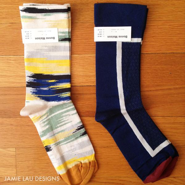 JLD Bonne Maison Socks