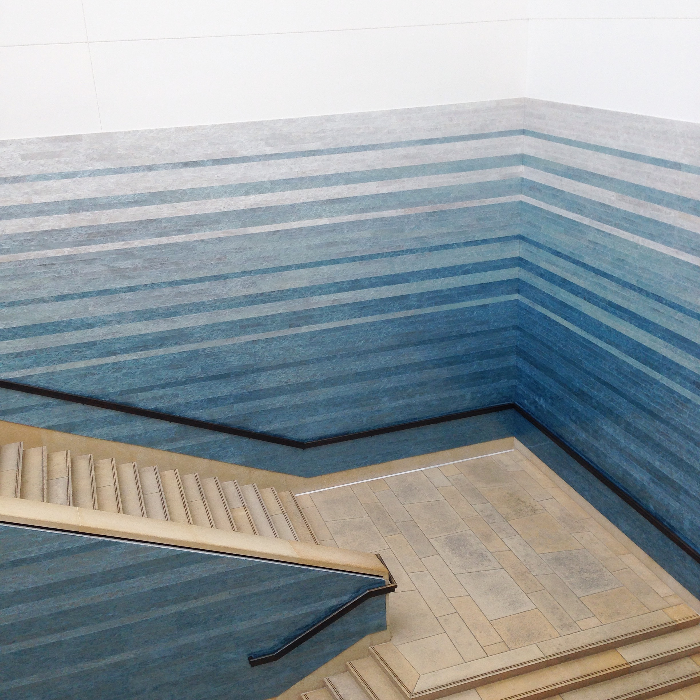 Teresita Fernández's Stacked Waters 2