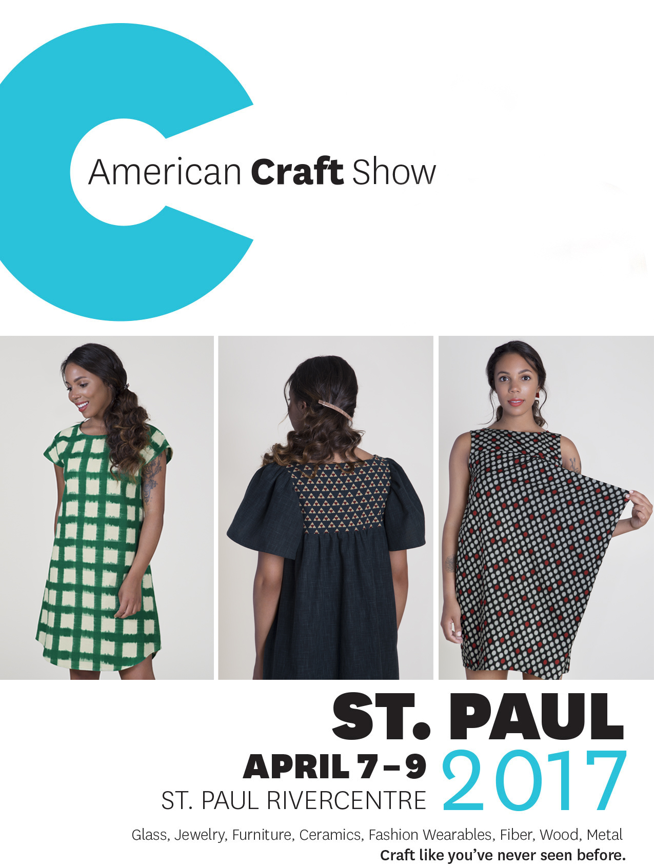 Jamie Lau Designs American Craft Show St. Paul
