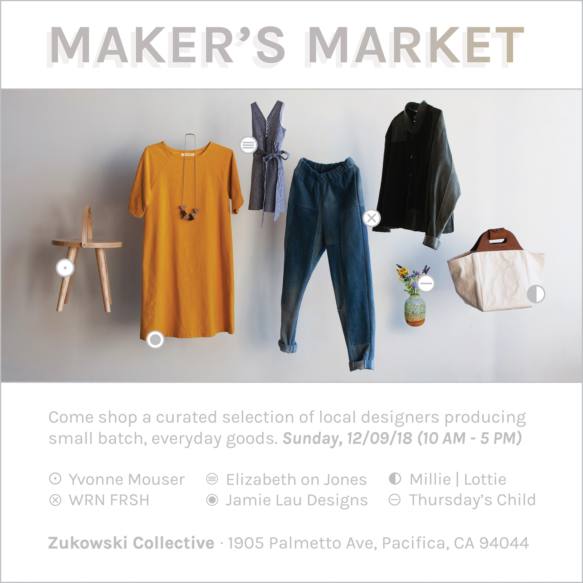 Maker's Market at Zukowski Collective