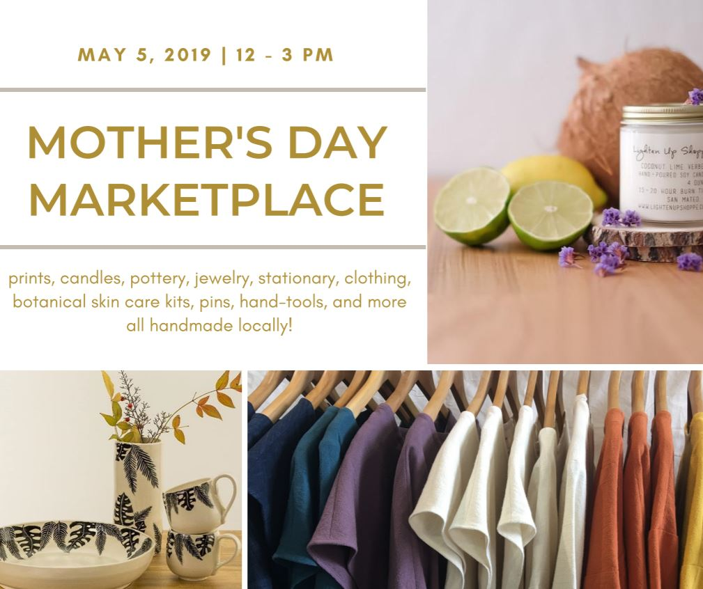 Mother's Day Marketplace 2019
